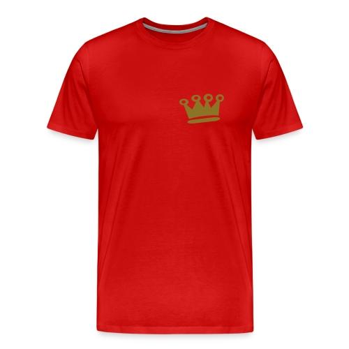 king T-shirt - Men's Premium T-Shirt