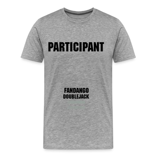 Participant/Spectator - Fandango Total Playa Domination - Men's Premium T-Shirt