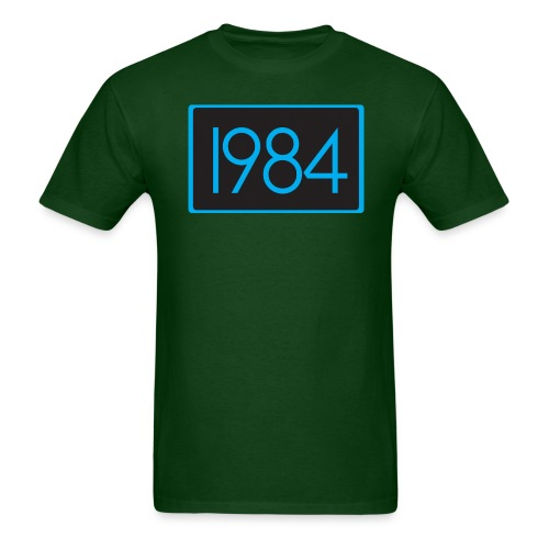 1984 Green - Men's T-Shirt