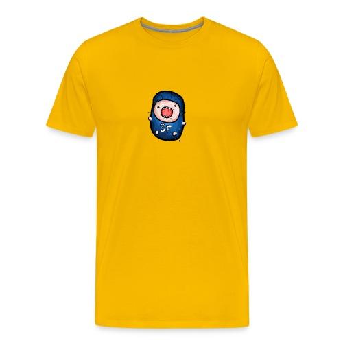 SF Baby Yellow - Men's Premium T-Shirt