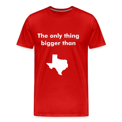 Texas Ego - Men's Premium T-Shirt