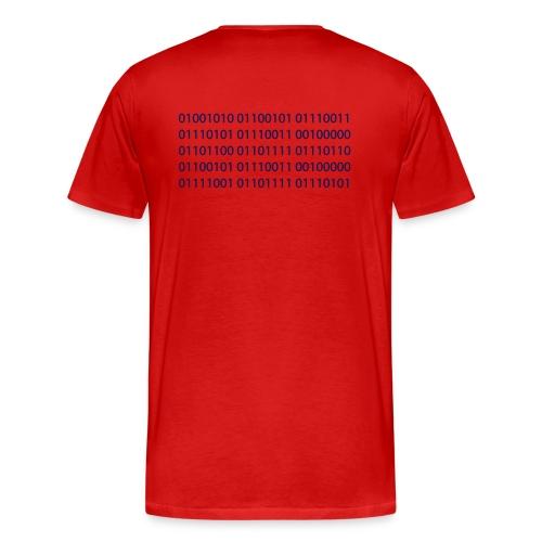 Jesus Geek - Men's Premium T-Shirt