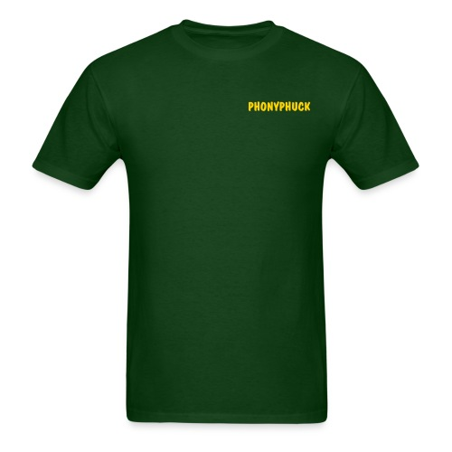 PhonyPhuck- Mike McCarthy - Men's T-Shirt
