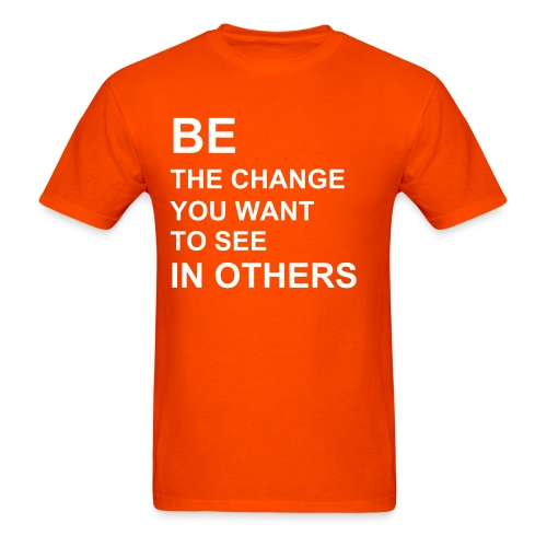 The Change - Men's T-Shirt