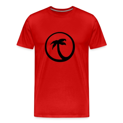 Red Palm - Men's Premium T-Shirt