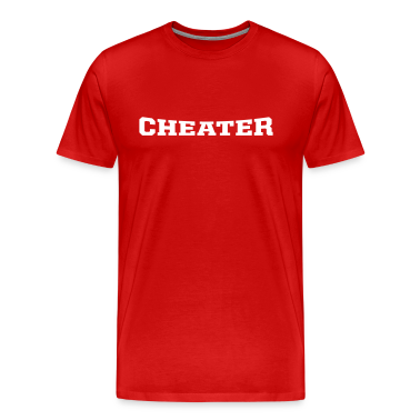 Red cheater T-Shirts (Short sleeve)