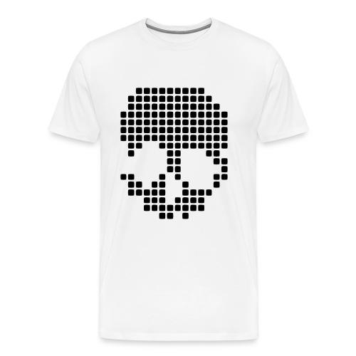 Pixel Slukk Shirt - Men's Premium T-Shirt
