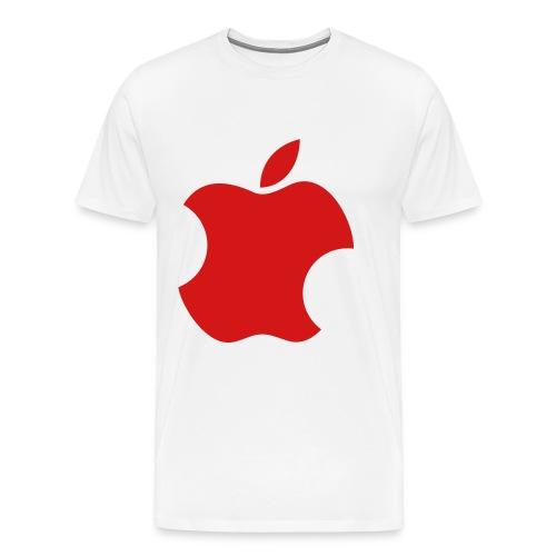 Apple Bithe Shirt Lowprice - Men's Premium T-Shirt