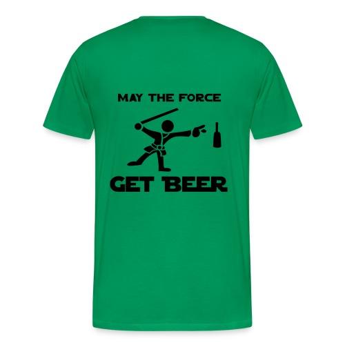 Sith Happens - Men's Premium T-Shirt
