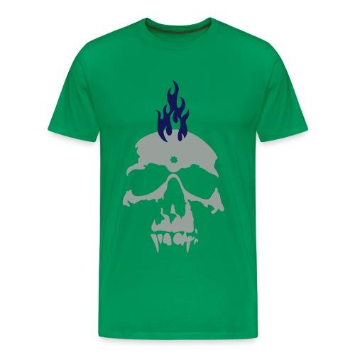 Tête de vampire -2 - T-shirt premium pour hommes
