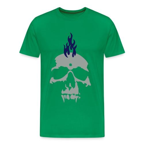 Tête de vampire -2 - Men's Premium T-Shirt