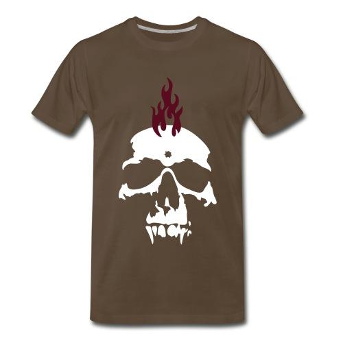 Tête de vampire -3 - T-shirt premium pour hommes
