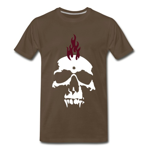Tête de vampire -3 - Men's Premium T-Shirt