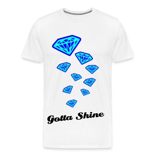 gotta shine - Men's Premium T-Shirt