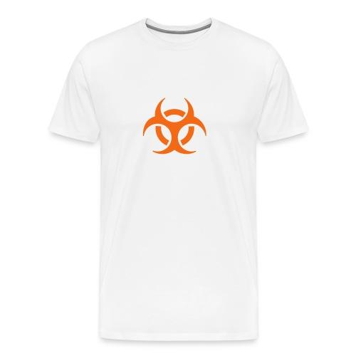 Men's Biohazard T - Men's Premium T-Shirt