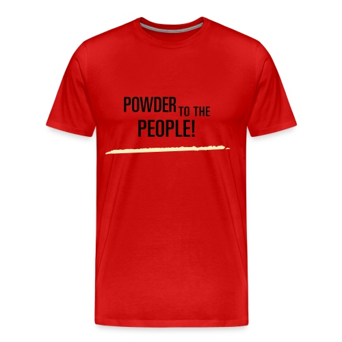 Power to the People - Men's Premium T-Shirt