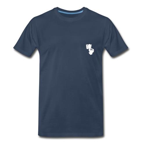 A Shirt that delivers a message. - Men's Premium T-Shirt