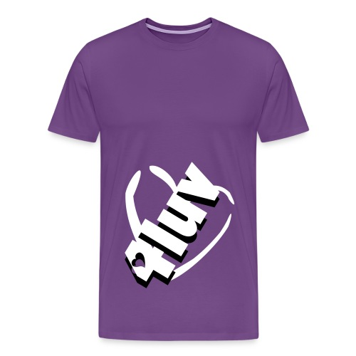 4luv Tee - Men's Premium T-Shirt