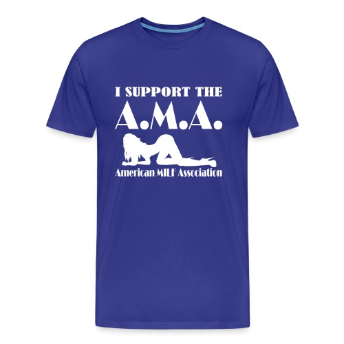 A.M.A. (Men) - Men's Premium T-Shirt