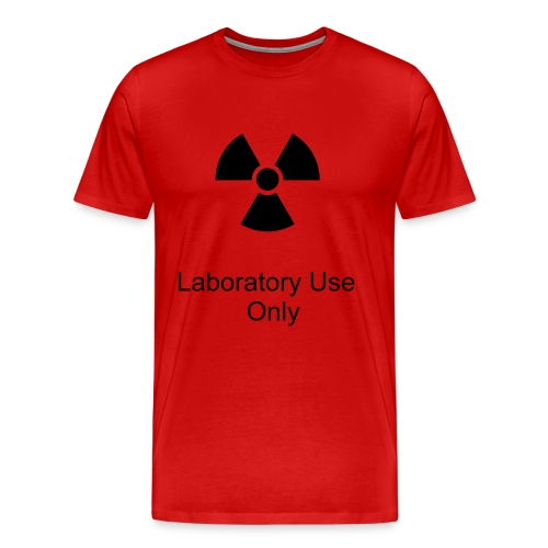 Laboratory Use Only - Men's Premium T-Shirt