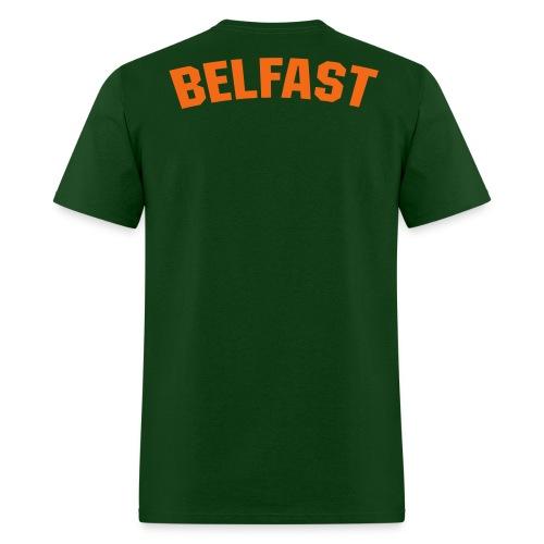 That Internet shirt, BECAUSE I'M... - Men's T-Shirt