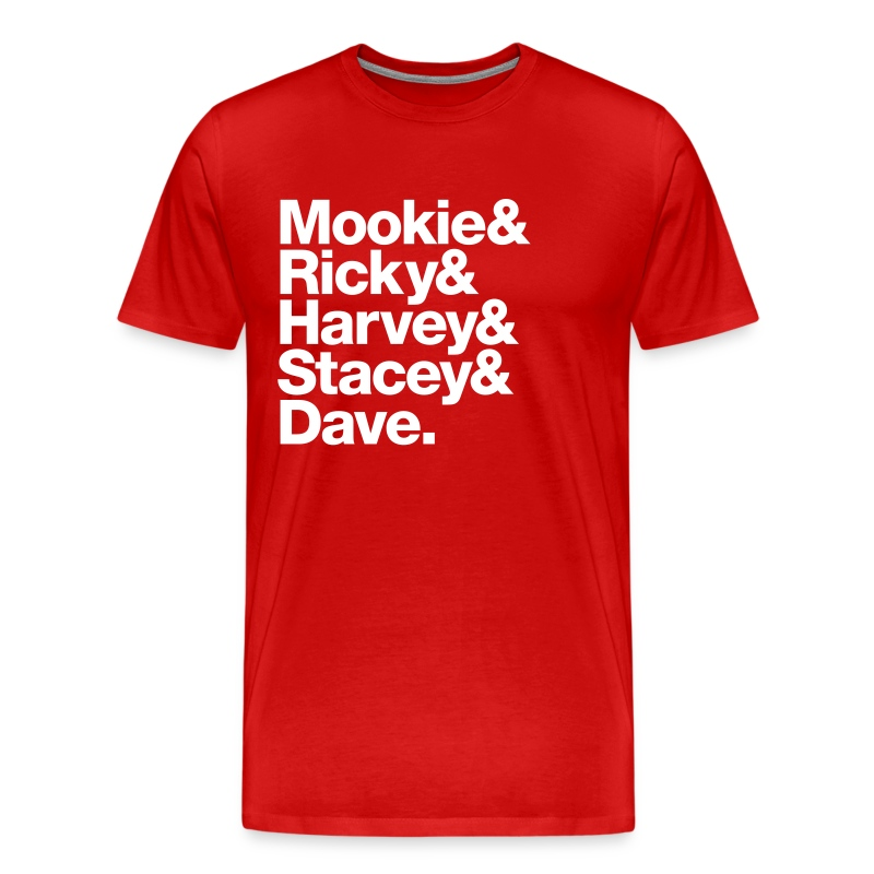 1987-1988 Oklahoma Sooners - Men's Premium T-Shirt