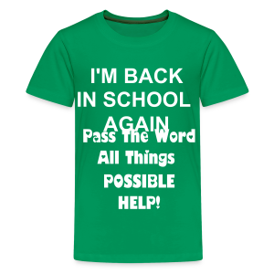 Pass the word! - Kids' Premium T-Shirt