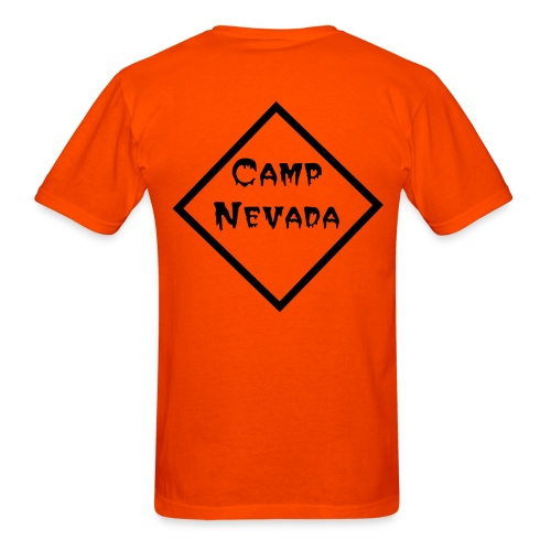 The Official Camp Nevada Rubicon Tee - Men's T-Shirt