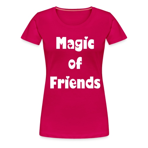 All Woman Friends - Women's Premium T-Shirt