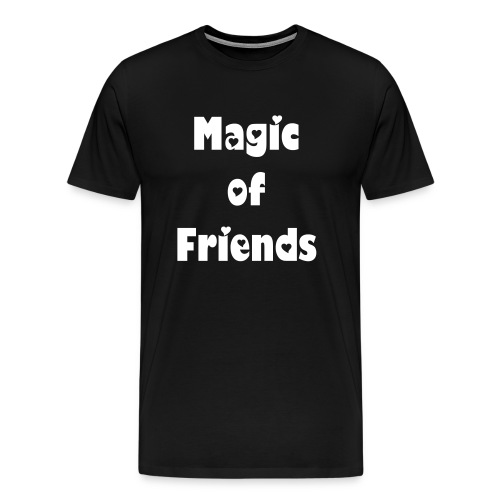 Male Friends - Men's Premium T-Shirt