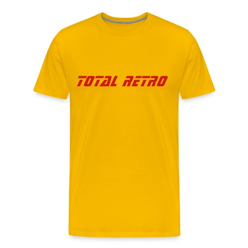 Total Retro - Men's Premium T-Shirt