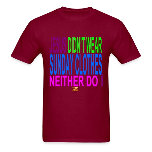Youth Slogan T-Shirt - Men's T-Shirt