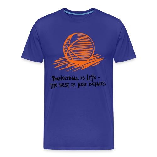 Hoop Life - Men's Premium T-Shirt