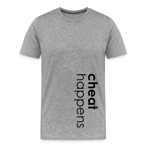 CH Logo, Tall - Men's Premium T-Shirt