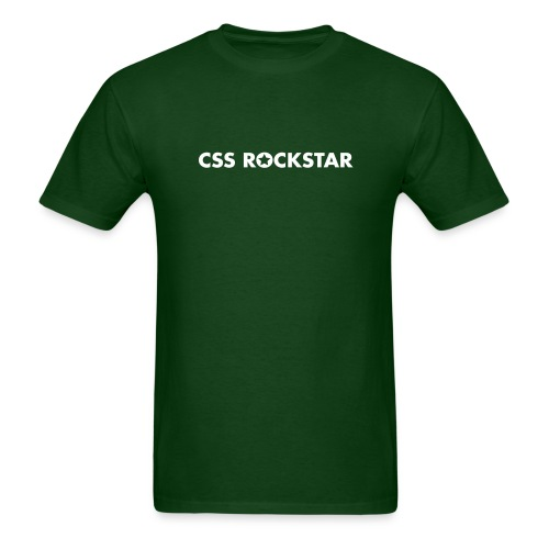 CSS Rockstar - Men's T-Shirt