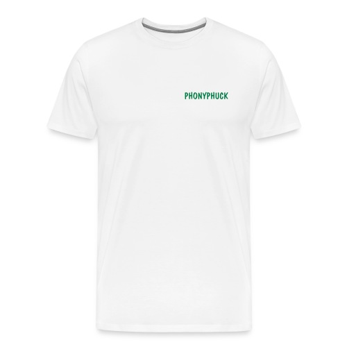 PhonyPhuck- Ted Thompson - Men's Premium T-Shirt