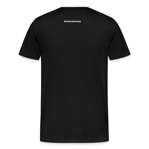 ArtificialAiming NoSpread T - Men's Premium T-Shirt