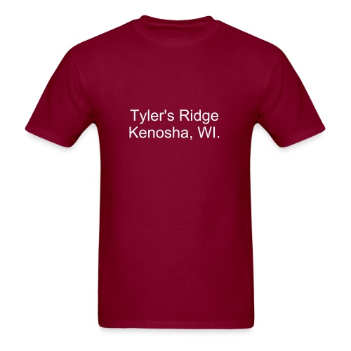 Tyler's Ridge - Men's T-Shirt
