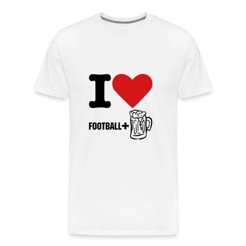 No Blood no Foul - Men's Premium T-Shirt