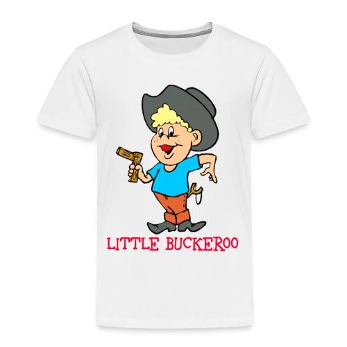 Little Buckeroo - Toddler Premium T-Shirt