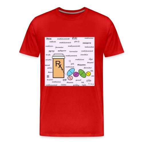 Medicine Tee - Men's Premium T-Shirt
