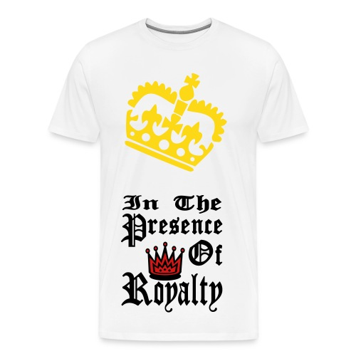 J. Ray Im a king shirt - Men's Premium T-Shirt
