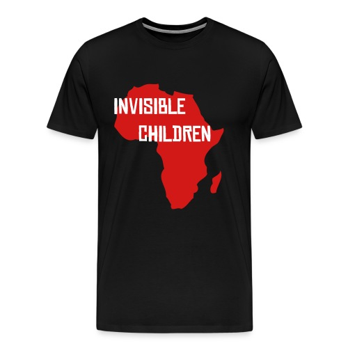 invisible children - Men's Premium T-Shirt