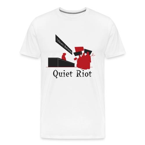 Quiet Riot - Men's Premium T-Shirt