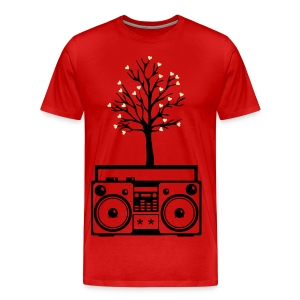 Sound Growth - Men's Premium T-Shirt