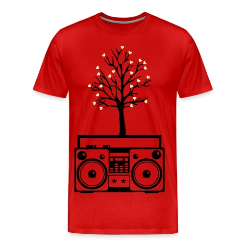 Sound Growth - Men's Premium T-Shirt
