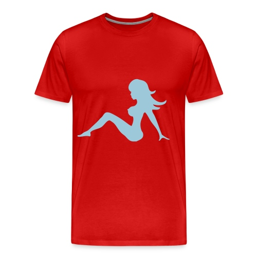 flow's red - Men's Premium T-Shirt