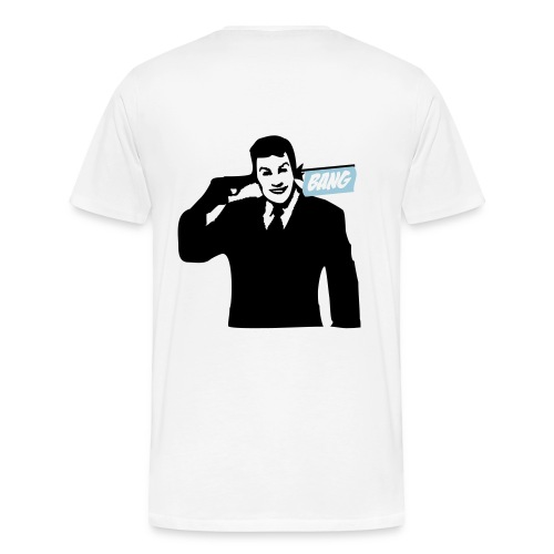 Obama 3x - Men's Premium T-Shirt