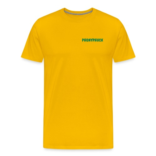 PhonyPhuck- Mike McCarthy - Men's Premium T-Shirt
