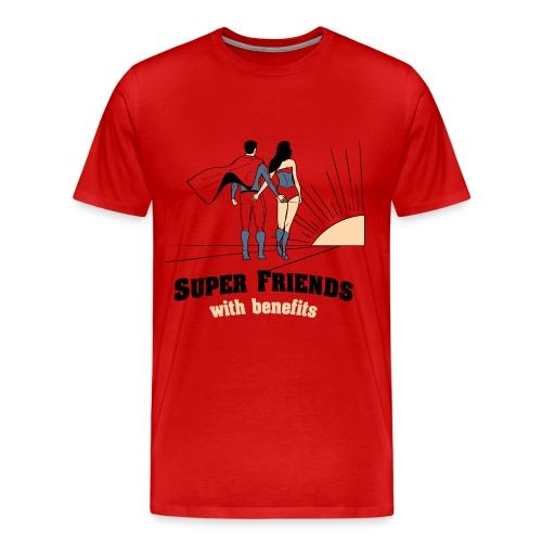 Superfriends with Benefits - Men's Premium T-Shirt